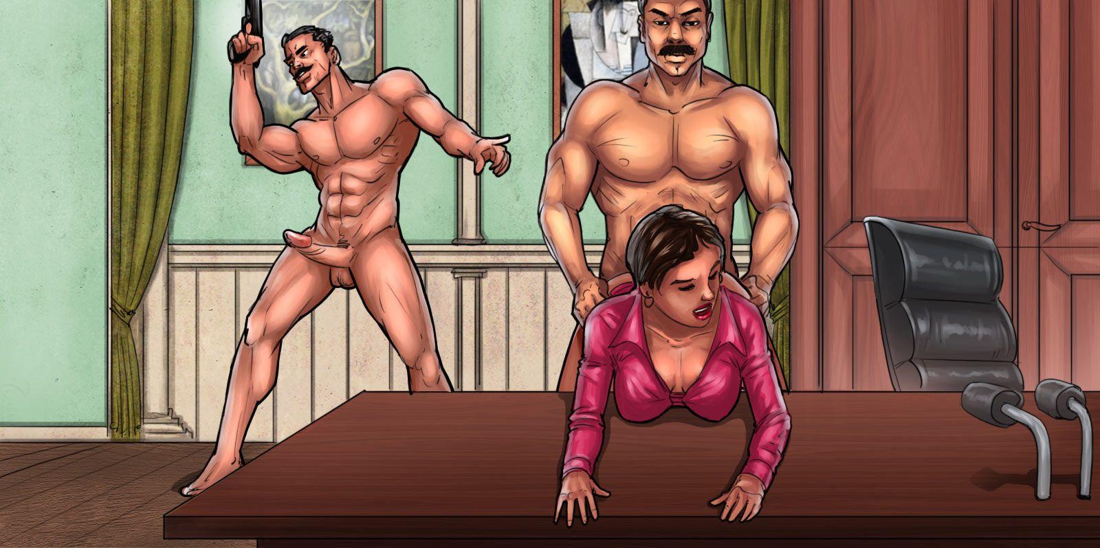 Пародии смотреть гангстеров порно на
